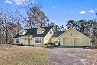 Florence, Richland Single Family Home Contingent: 2091 Cleary Rd
