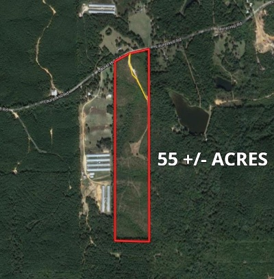 Leake County Residential Lots & Land For Sale: 5808 Laurel Hill Rd