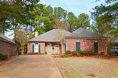 Madison Single Family Home For Sale: 118 Whisper Ridge Dr