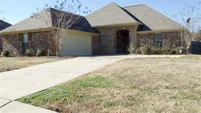 Flowood Single Family Home For Sale: 115 Britton Cir