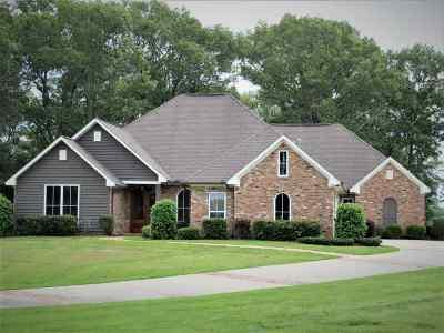 Brandon Single Family Home For Sale: 408 Oakleigh Cir