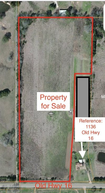 Canton Residential Lots & Land For Sale: Old Hwy 16