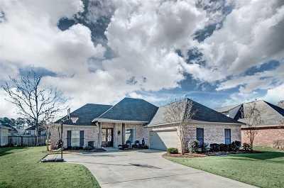 Madison Single Family Home For Sale: 119 Hemlock Ln