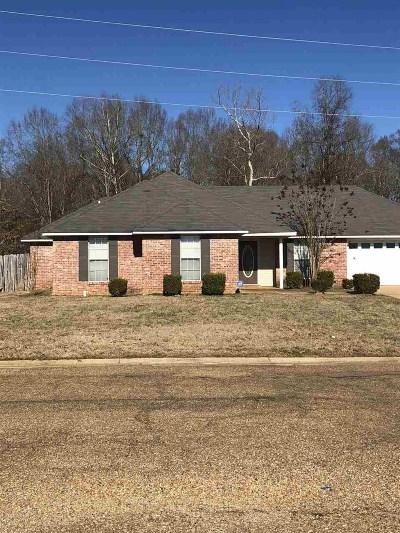 Byram Single Family Home For Sale: 914 Bullrun Dr
