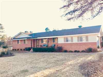 Brandon Single Family Home For Sale: 3154 Louis Wilson Dr