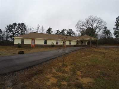 Magee Commercial For Sale: 713 Simpson Hwy 149