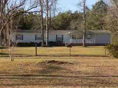 Jefferson Davis County Mobile/Manufactured Contingent/Pending: 601 Oak Grove Rd