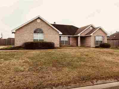 Byram Single Family Home For Sale: 9888 Crooked Creek Blvd