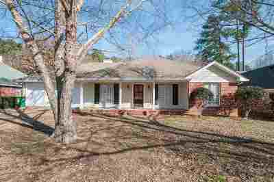 Ridgeland Single Family Home For Sale: 1960 Lincolnshire Blvd