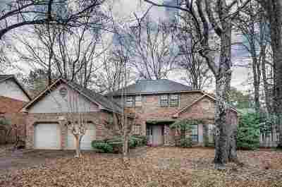 Jackson Single Family Home For Sale: 5156 McCoy Dr