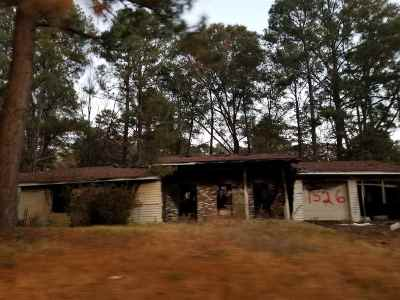 Hinds County Single Family Home For Sale: 1526 Wood Glen