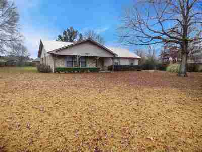 Brandon Single Family Home For Sale: 2594 Hwy 80