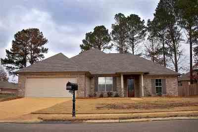 Byram Single Family Home For Sale: 305 Riverton Ct