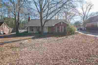 Single Family Home For Sale: 311 Busick Well Rd