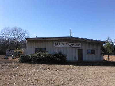Walnut Grove MS Commercial For Sale: $109,000