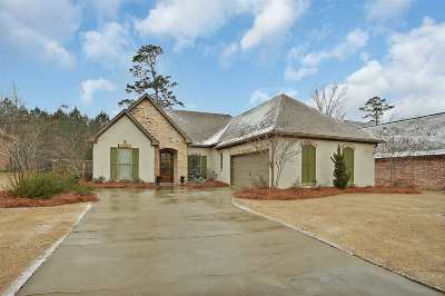 Flowood Single Family Home Contingent: 264 Bellamy Ct
