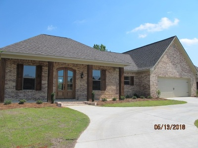 Richland Single Family Home For Sale: 328 Bullock Cir