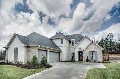 Flowood Single Family Home For Sale: 1422 Ruby Pointe