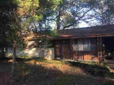 Jackson Single Family Home For Sale: 1942 Marshall Pl