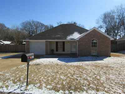 Byram Single Family Home For Sale: 2177 Meagan Dr