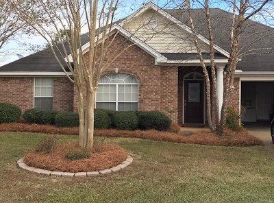Brandon Single Family Home For Sale: 208 Holmar Dr