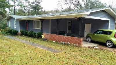 Covington County Single Family Home For Sale: 103 Shivers St