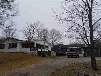 Single Family Home Contingent/Pending: 19740 Hwy 489 None