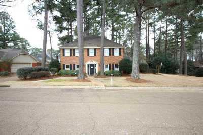 Jackson Single Family Home For Sale: 1529 Kristen Dr