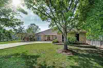 Ridgeland Single Family Home For Sale: 302 Tecumseh Cv