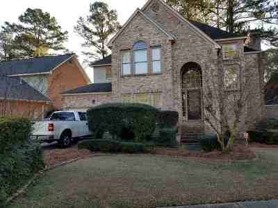 Brandon Single Family Home For Sale: 1105 Fairway Cv