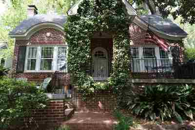 Jackson Single Family Home For Sale: 1815 St. Mary St
