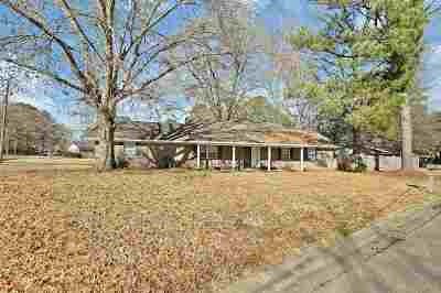 Rankin County Single Family Home For Sale: 201 Trojan Dr