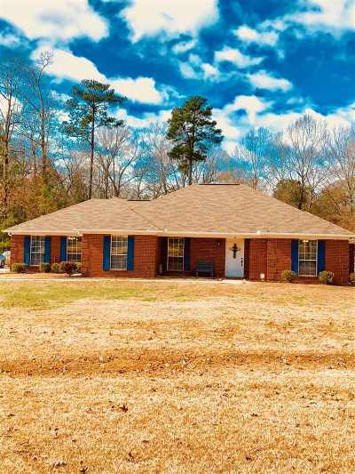 Jackson Single Family Home For Sale: 831 Gore Rd