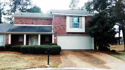 Brandon Townhouse For Sale: 346 Wild Cedar Pl