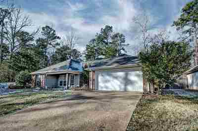 Rankin County Single Family Home For Sale: 606 Briars Bend