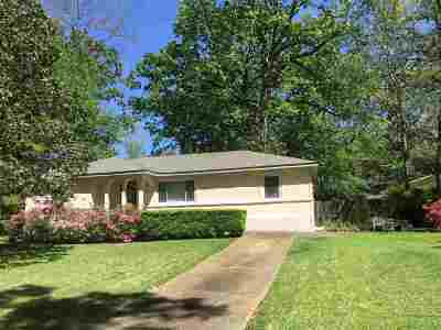 Hinds County Single Family Home For Sale: 216 McRee St