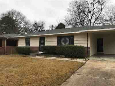Jackson Single Family Home For Sale: 3715 Albermarle Rd