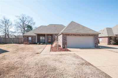 Hinds County Single Family Home For Sale: 111 Victoria Ln
