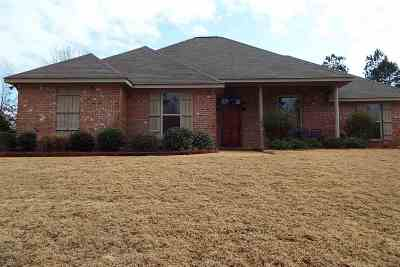 Rankin County Single Family Home For Sale: 516 Glensview Dr