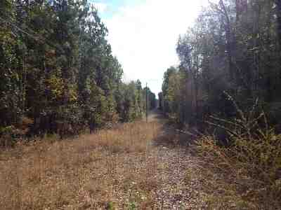 Newton County Residential Lots & Land For Sale: 0001 Newton-Conehatta Rd