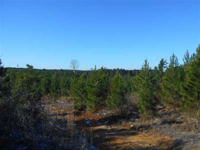 Leake County Residential Lots & Land For Sale: Minshew Rd