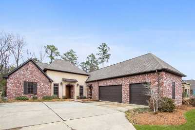 Flowood Single Family Home For Sale: 107 Lineage Ln