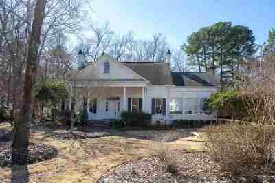Madison Single Family Home For Sale: 304 Forest Lake Dr