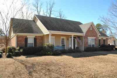 Brandon Single Family Home For Sale: 317 Cypress Creek Dr