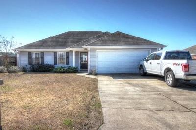 Brandon Single Family Home For Sale: 612 Shadowridge Dr