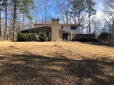 Hinds County Single Family Home Contingent/Pending: 1328 Lee Ln