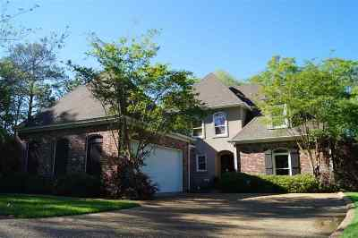 Ridgeland Single Family Home For Sale: 161 Overlook Pt Dr