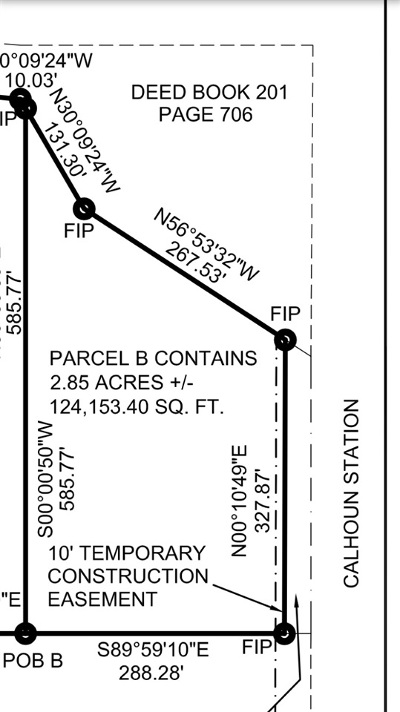 Madison County Residential Lots & Land Contingent/Pending: Calhoun Pkwy