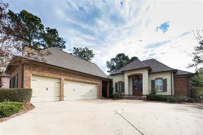 Madison Single Family Home For Sale: 100 Glenwood Bend