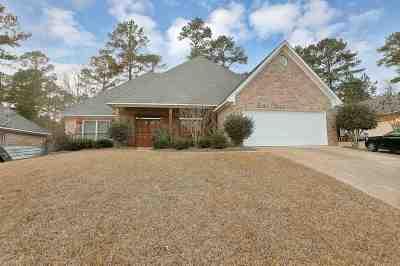 Brandon Single Family Home For Sale: 147 Pine Ridge Cir